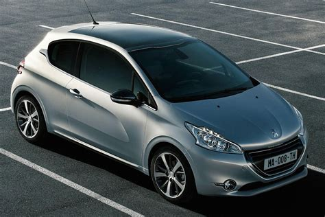 Peugeot 208 Spec 2012 Peugeot 208 Photos And Specs Leaked Autoevolution