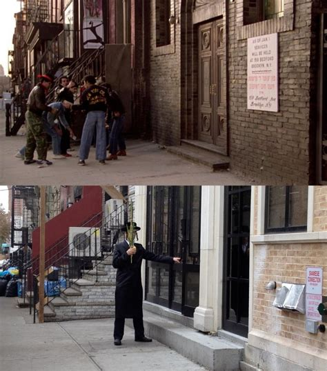 obsessed film location once upon a time in america then and now