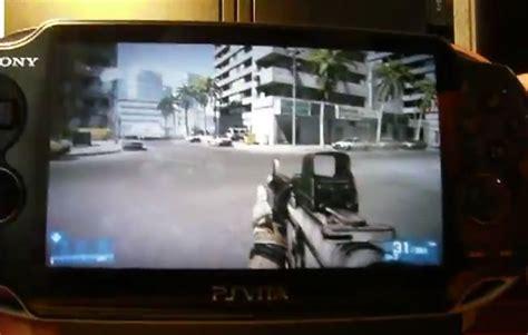 tutorial hack ps vita ps vita remote play hack enables ps3 battlefield 3 batman