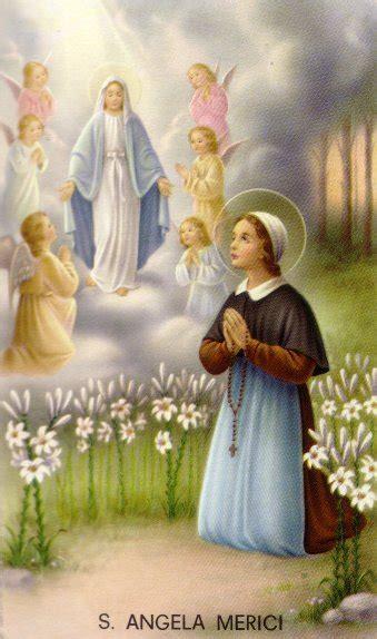 Vosso Hf 05 By Planetplants santa angela merici biografia dos santos