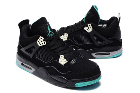 new air 4 black blue shoes mj003 85 00
