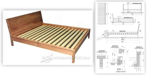 Diy Futon by Diy Bed Frame Woodarchivist
