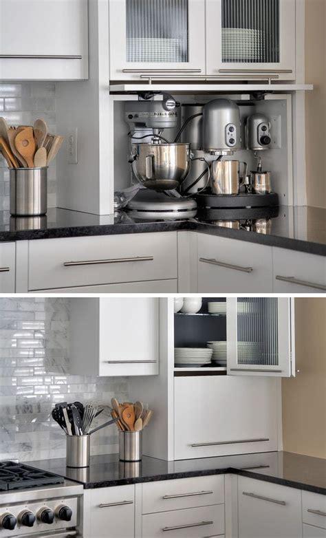 best 25 appliance garage ideas on pinterest diy hidden