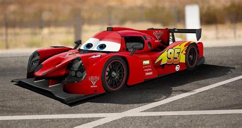 cars 3 en film les voitures du film cars 3 vont faire la course pour de vrai