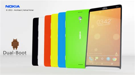 Hp Nokia Android Power Ranger nokia power ranger is a dual boot smartphone with android 4 4 kitkat and windows phones nigeria