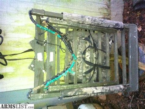 Climbing Rack For Sale by Armslist For Sale Trade 5 Climbing Tree Stands