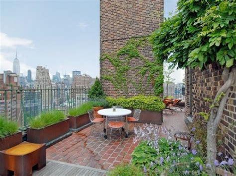 terrasse französisch terrasse bepflanzen dekor