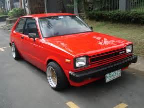 1980s Toyota Cmrd1 S 1980 Toyota Starlet In Qc