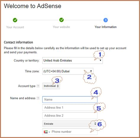 adsense sign up how to sign up for adsense