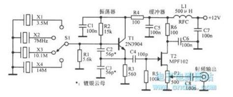 fet transistor oscillator index 42 signal processing circuit diagram seekic