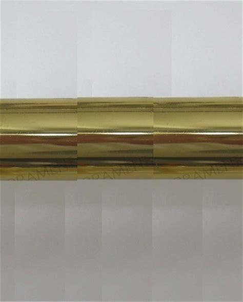 tubi per tende 1 50 metri tubo per tende in alluminio diametro 22 mm oro