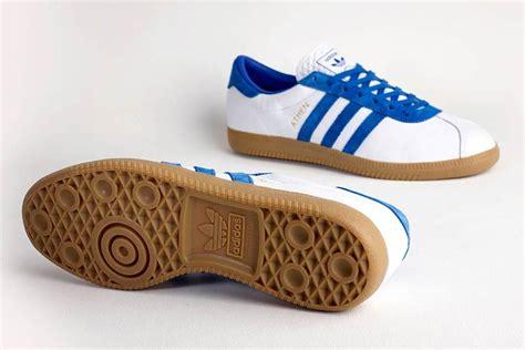 adidas athen adidas athen size exclusive white blue gum sneaker bar
