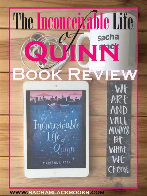 Book Review In The Fast By Quinn by Book Review The Inconceivable Of Quinn Tuesdaybookblog