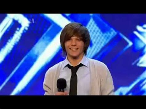 louis tomlinson photos photos quot the x factor quot contestants louis tomlinson xfactor 2010 audition youtube