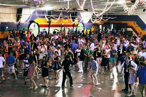 grand rapids swing society grand rapids original swing society hosts prom theme night