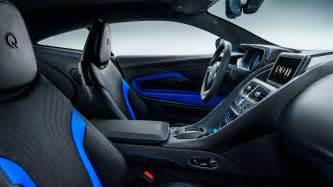 Interior Of Aston Martin 2017 Q By Aston Martin Db11 Interior Wallpaper Hd Car