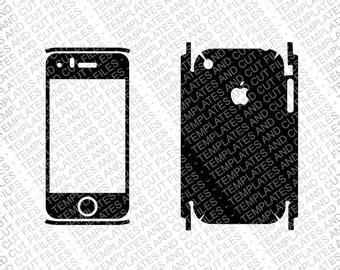 Garskin Apple Iphone 5c iphone 6 skin template for cutting or machining digital