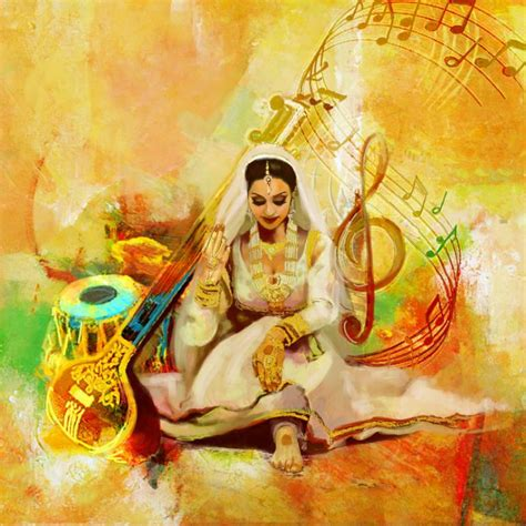 Drawing Or Painting by Saatchi Kathak Dancer 12 Painting By Corporate
