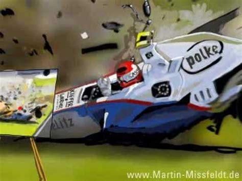 Formel 1 Auto Malen by Formula 1 Speed Painting Photoshop F1 Crash By Missfeldt