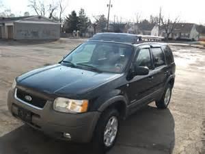 2002 Ford Escape 2002 Ford Escape Exterior Pictures Cargurus
