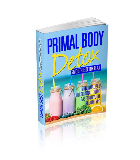 Laurs Detox by Primal Detox Review Is Fitzpatrick New