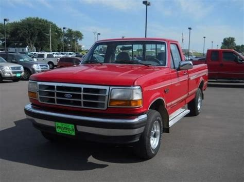 1995 Ford F150 For Sale by Cars For Sale 1995 Ford F150 4x4 Regular Cab In