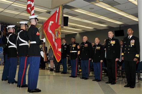 marine color marines celebrate 240th birthday 70th anniversary of iwo