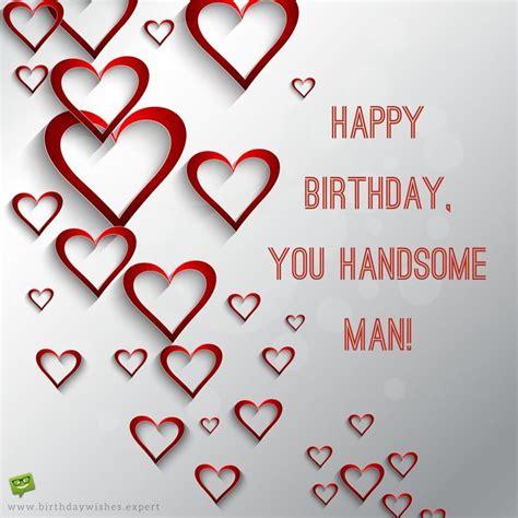 Happy birthday love wishes for men m4hsunfo