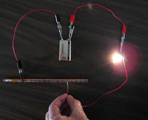 electric circuit science project sliding light how to make a dimmer switch