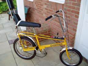 Bicycle For Sale Raleigh Chopper Restoration Website