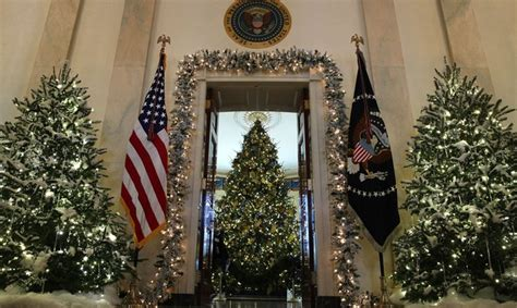 trump white house decorations photos of the trump white house christmas decorations show