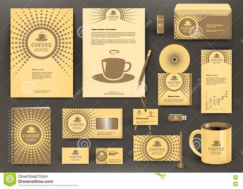 coffee shop branding design beige branding design for coffee shop coffee house cafe