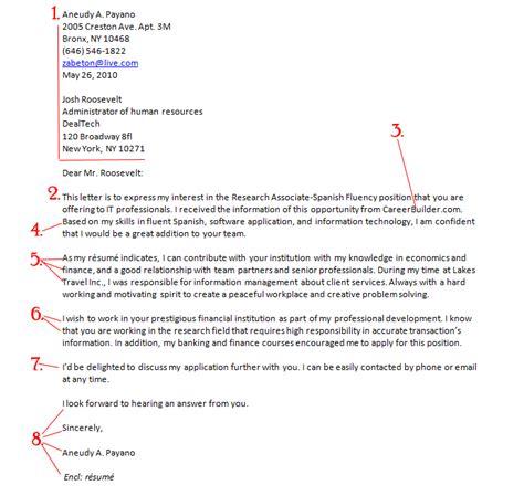 zabeton 2 0 como escribir una carta de trabajo o cover