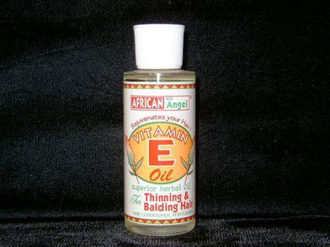 Vitamin E Oil And Black Hair | vitamin e oil and black hair