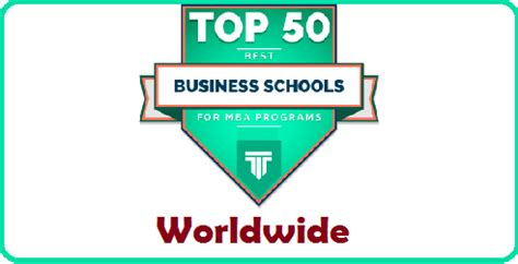 Top 50 Mba Schools Worldwide trending and top courses to study abroad