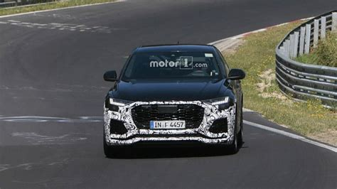 Audi Rs Seats by Audi Rs Q8 With Roll Cage And Recaro Seats Update