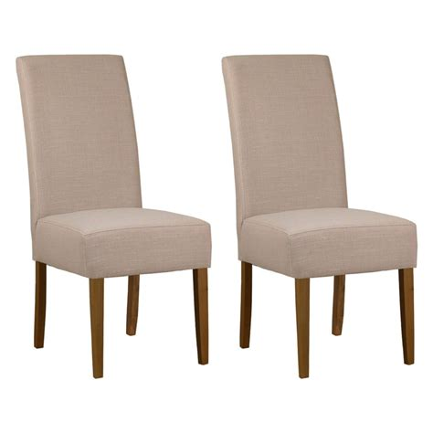black wood dining chairs uk debenhams pair of beige fabric parsons dining chairs with