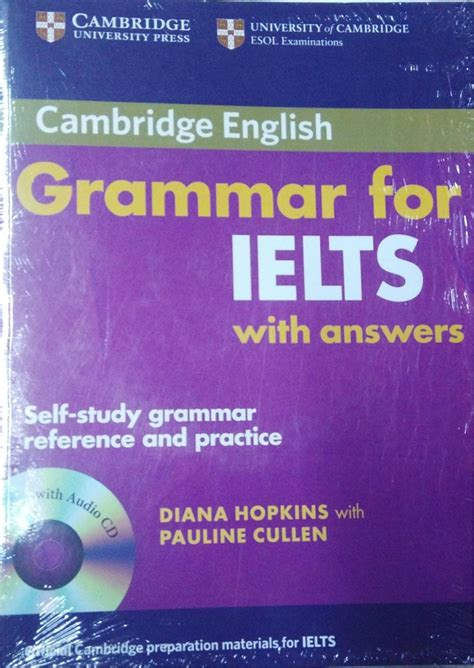 Cambridge Ielts 9 Students Book With Answer Original cambridge grammar for ielts with answer with acd 1st