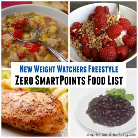 weight watchers freestyle the only cookbook you need in 2018 to lose weight faster and smarter with weight watchers smart points recipes books new weight watchers freestyle zero smartpoints food list