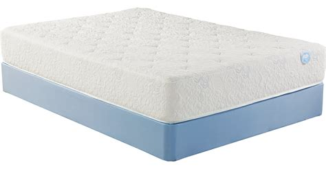 Elevated Mattress by Restonic Elevate King Mattress Set Memory Foam