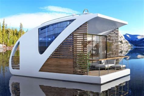 floating hotel room floatel modular floating hotel rooms provide portable privacy urbanist