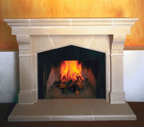 Essex Fireplaces by Essex Cast Fireplace Mantel Traditional Indoor