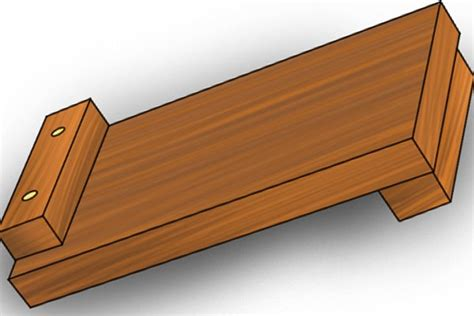 woodworking bench hook what are the parts of a bench hook