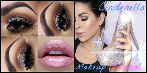 cinderella film makeup cinderella inspired makeup tutorial from the new