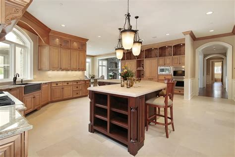 43 Quot New And Spacious Quot Light Wood Custom Kitchen Designs Light Colored Kitchens