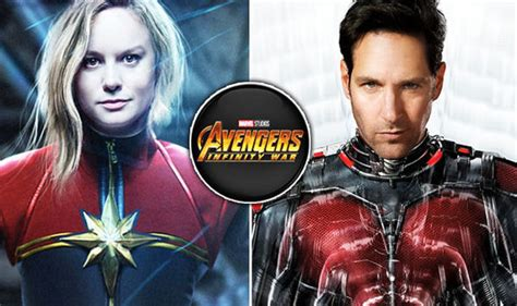 marvel film links avengers timeline how captain marvel and ant man and the