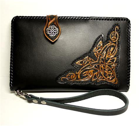 Handmade Leather Wallet Pattern - handmade leather travel wallet s leather wallet