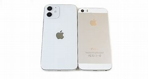 Image result for iPhone 12 mini vs iPhone 5s. Size: 299 x 160. Source: www.youtube.com