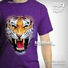 Kaos3d Angry Tigerkaos3d Umakuka jual kaos 3d gambar kucing kaos cat lover 3d kaos pecinta kucing d cats and cats