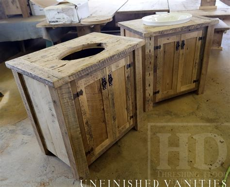 reclaimed wood bathroom cabinets reclaimed wood furniture vanities hd threshing